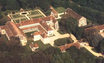fontenay une abbaye cistercienne