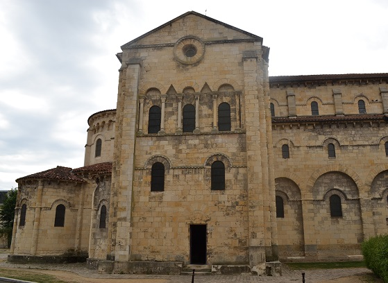 prioratskirche la charité sur loire