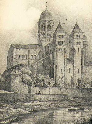 Gravure du 19e siècle
