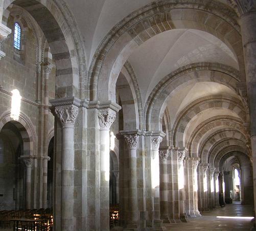vézelay restauration viollet le duc